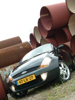 Wallpaper Ford StreetKa