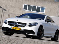 Wallpaper Mercedes-Benz S-Klasse Coupe