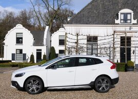 V40 Cross Country en profil