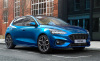 Ford Focus wordt hybride
