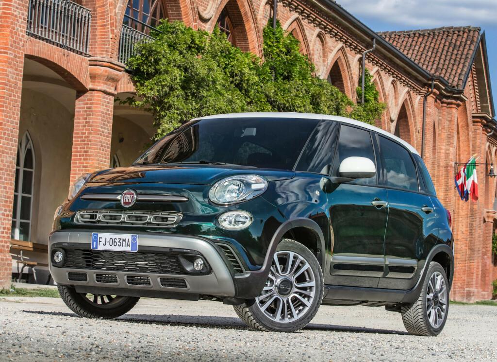 Autozine - Nieuws: Fiat 500L ondergaat facelift