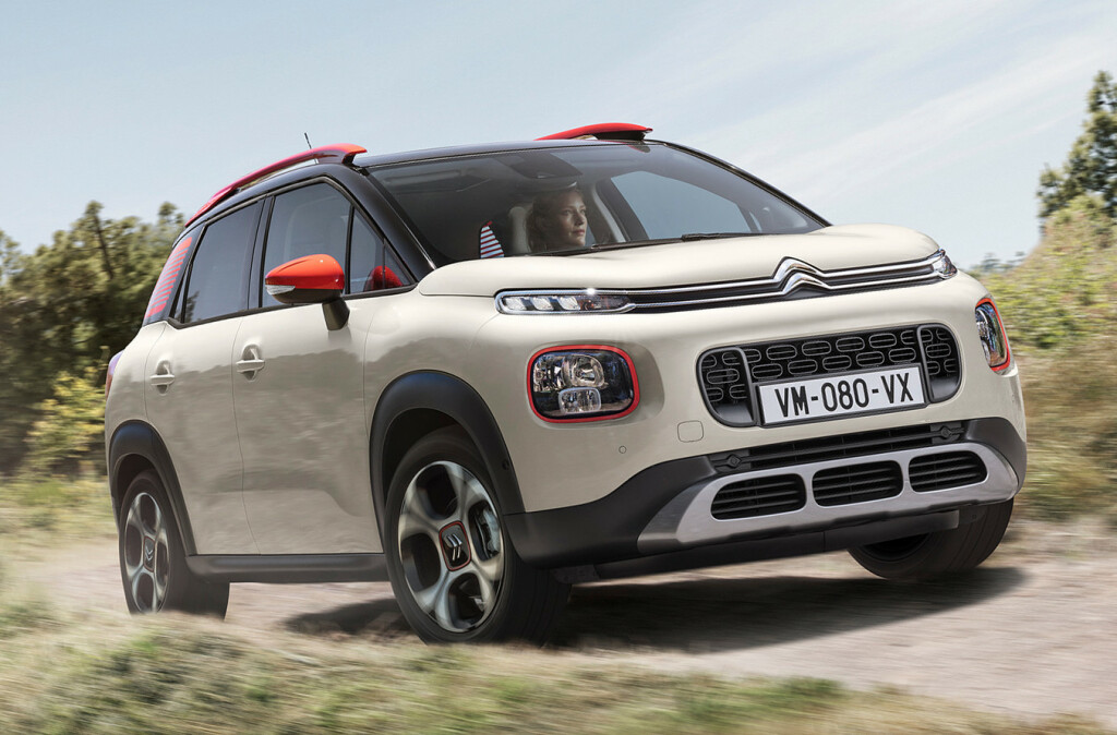 autozine nieuws prijzen citroen c3 aircross bekend. Black Bedroom Furniture Sets. Home Design Ideas