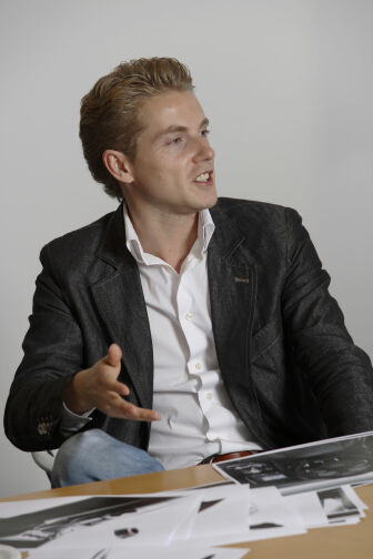 Autozine nieuws audi ontwerper te gast bij audi design for Jose molenaar