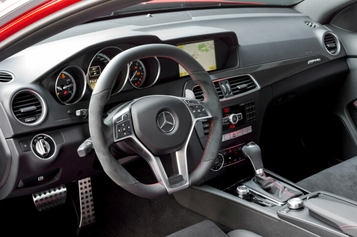 Mercedes-Benz C-Klasse Coupe (2011 - 2015)
