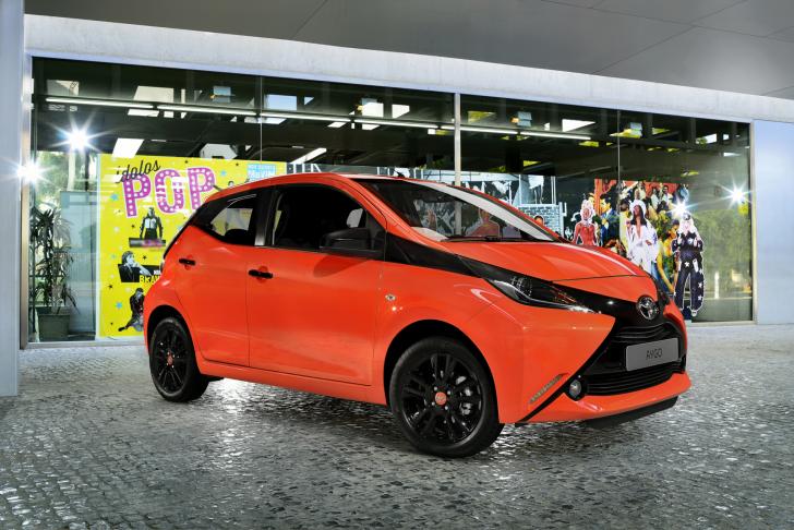 Autozine Nieuws Toyota Maakt Prijzen Nieuwe Aygo Bekend