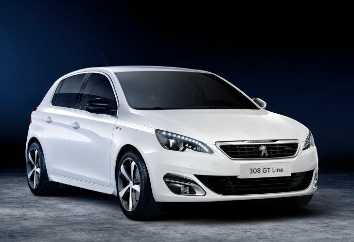 Autozine Nieuws Nieuwe Uitvoeringen Van Peugeot 308