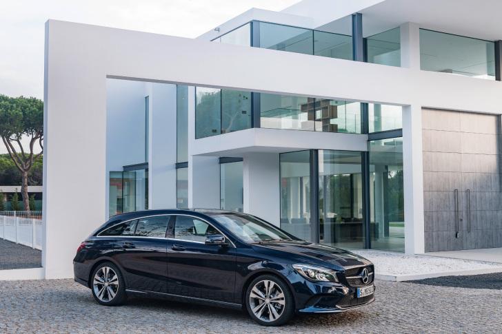 Autozine Nieuws Mercedes Benz Cla Ondergaat Facelift