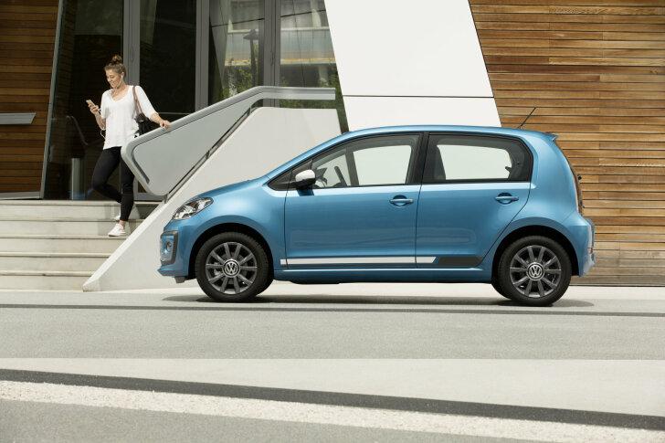 Autozine Nieuws Vernieuwde Volkswagen Up Nu Bij De Dealer