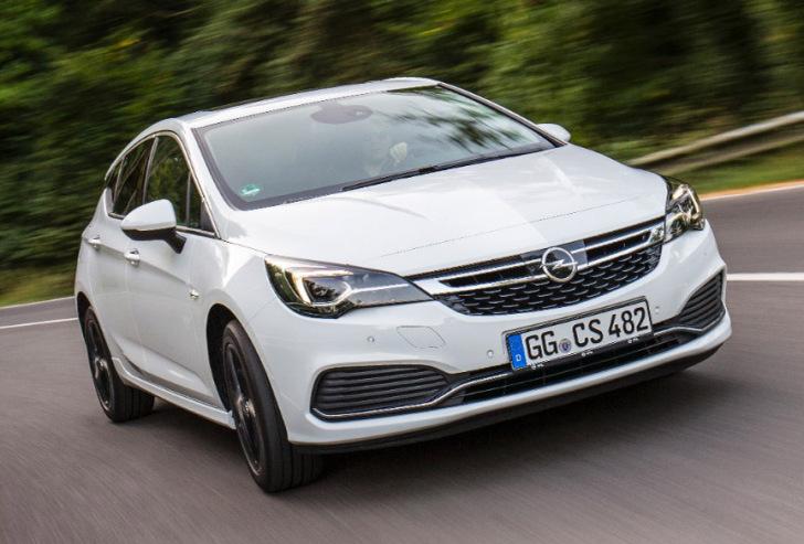 Autozine Nieuws Adaptive Cruise Control Voor Opel Astra