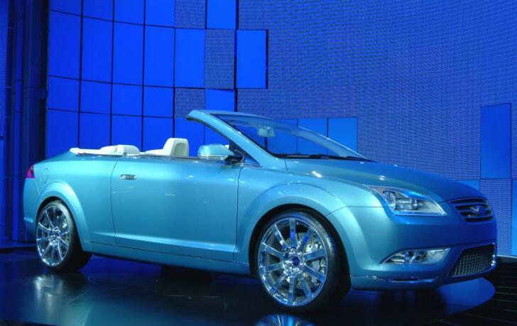 Autozine Nieuws Ford Toont Focus Vignale Concept