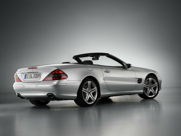 Mercedes-Benz SL (2001 - 2012)