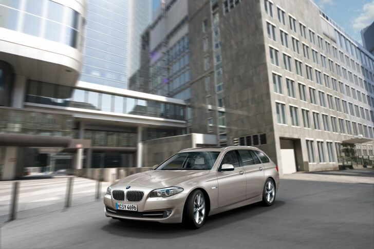 BMW 5-Serie Touring (2010 - 2016)