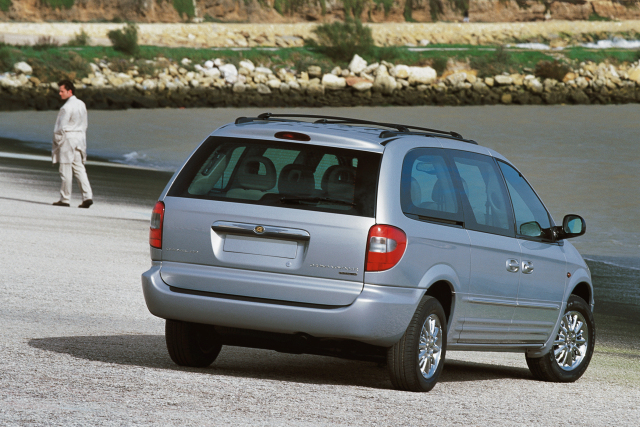 Chrysler Grand Voyager (1991 - 2008)
