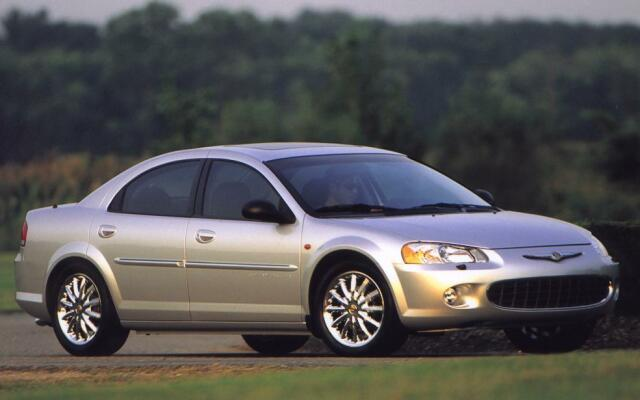 Chrysler Sebring (2002 - 2007)