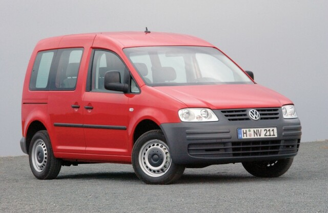 Volkswagen Caddy (1996 - 2004)