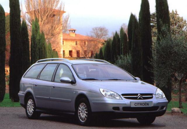 Citroen C5 Break (2001 - 2004)