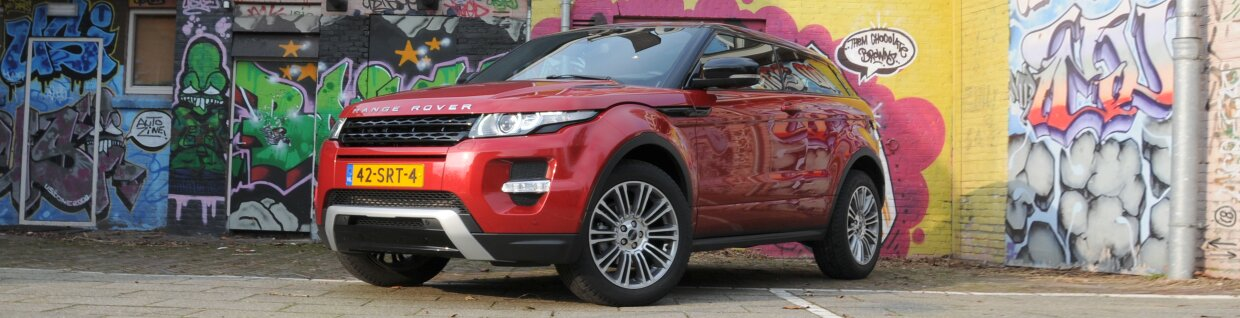 Land Rover Evoque (2011 - 2018)