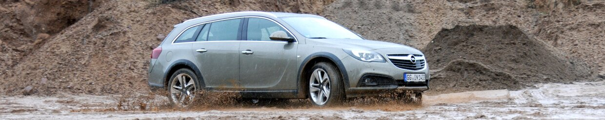 Opel Insignia Sports Tourer (2008 - 2017)
