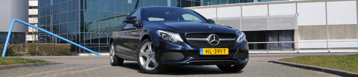 Mercedes-Benz C-Klasse Coupe