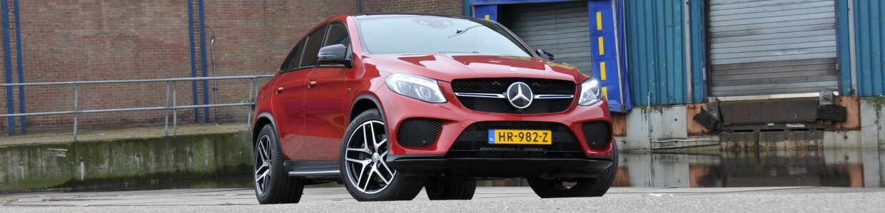 Mercedes-Benz GLE Coupe (2015 - 2019)
