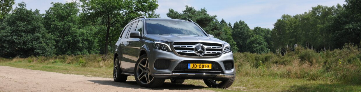 Mercedes-Benz GLS (2015 - 2019)