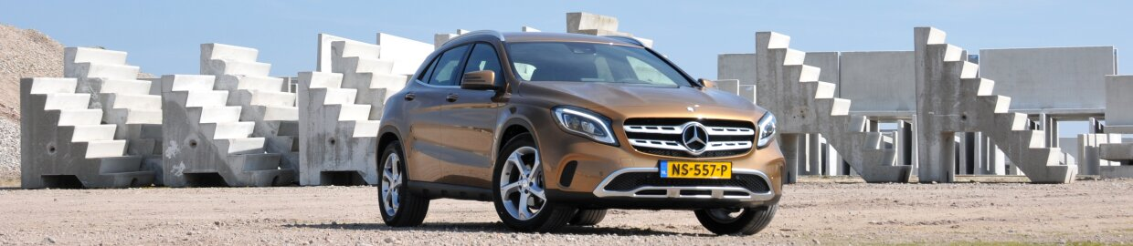 Mercedes-Benz GLA (2013 - 2019)