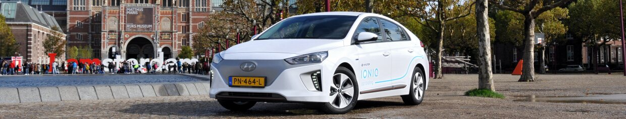 IONIQ car sharing