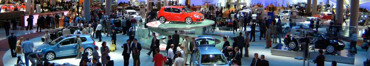 Internationale Auto Ausstellung (IAA) 2003