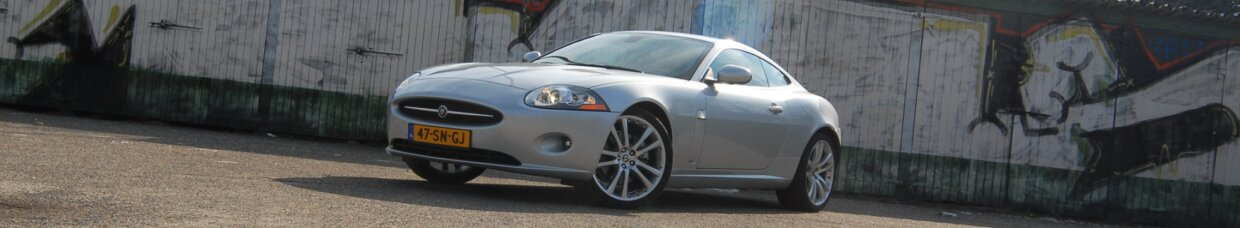 XK Coupe (2006 - 2013)