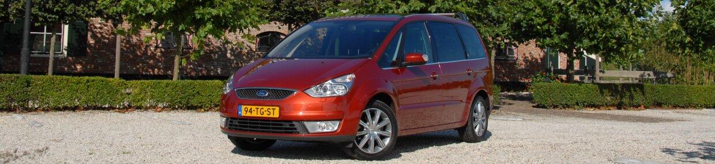 Ford Galaxy (2006 - 2015)