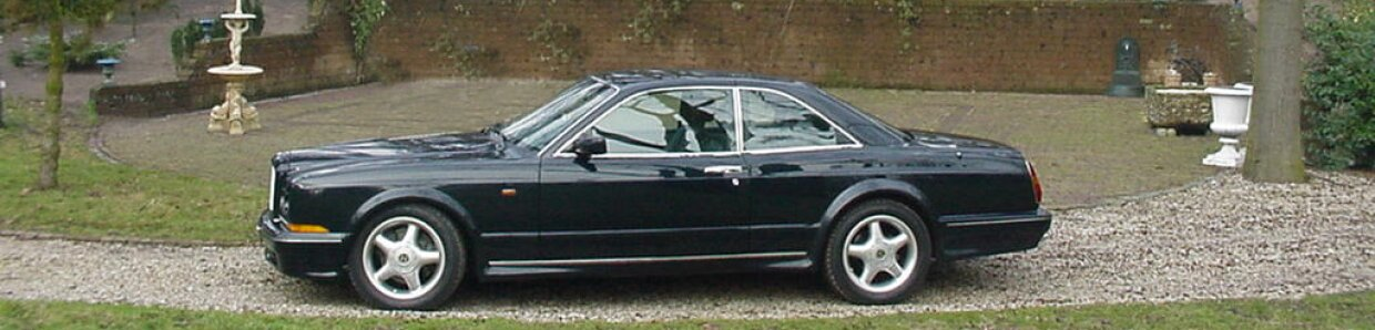 Bentley Continental (1995 - 2004)