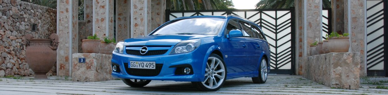 Vectra Wagon