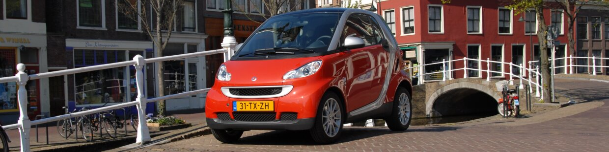 Smart ForTwo (2007 - 2014)