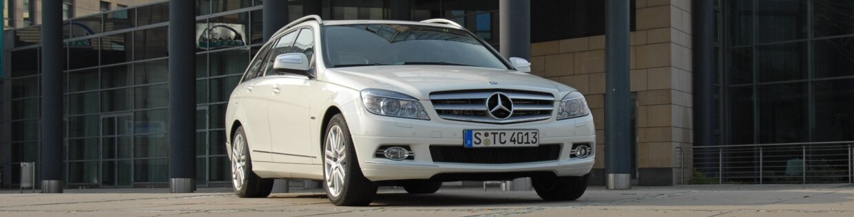 Mercedes-Benz C-Klasse Estate (2007 - 2014)