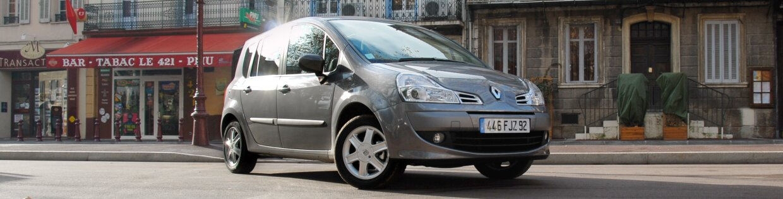 Autozine Autotest Renault Grand Modus