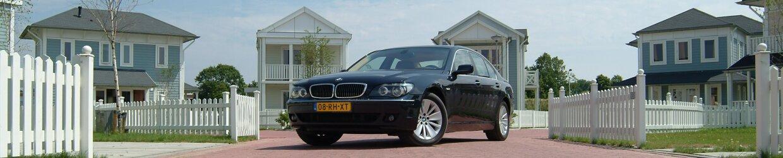 BMW 7-Serie (2001 - 2008)