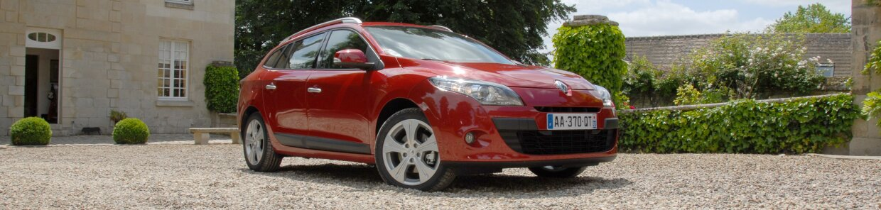 Renault Megane Estate (2009 - 2016)
