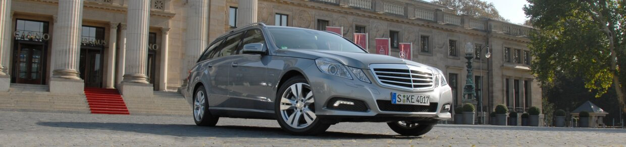 Mercedes-Benz E-Klasse Estate (2009 - 2016)