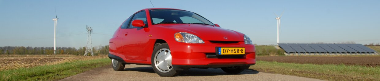 Honda Insight (1999 - 2004)
