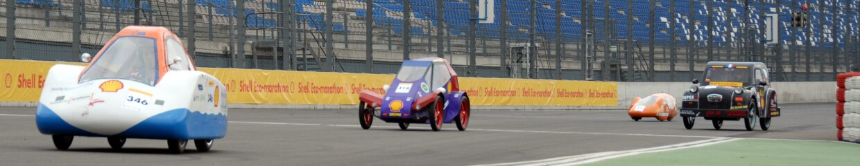 Shell Eco-Marathon 2010