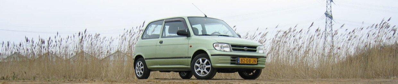 Daihatsu Cuore (1998 - 2003)