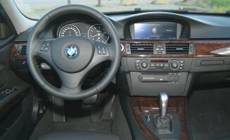 BMW 3-Serie Touring (2005 - 2012) interieur