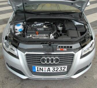 Audi A3 Sportback (2004 - 2012)