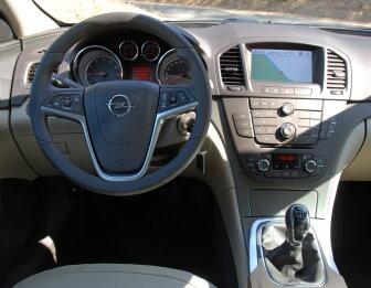 Opel Insignia Sports Tourer (2008 - 2017)