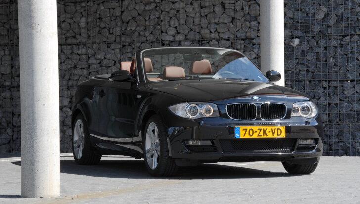 Autozine Autotest Bmw 1 Serie Cabrio