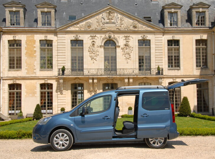 Citroen Berlingo (2008 - 2018)