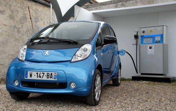 Autozine Autotest Peugeot Ion