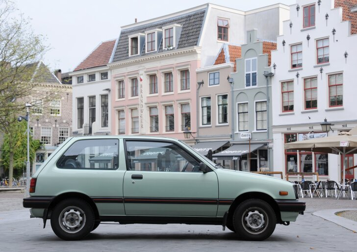 Suzuki Swift (1983 - 1988)