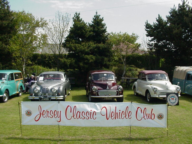 Jersey Classic Vehicle Club