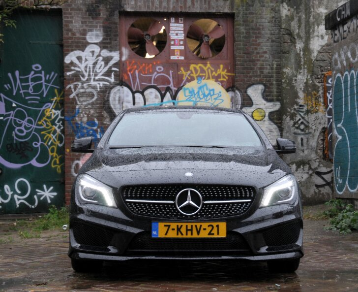 Mercedes-Benz CLA (2013 - 2019)